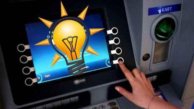 Çanakkale'de dev hizmet! Banka ATM'leri AKP'nin yeni 'icraati' oldu