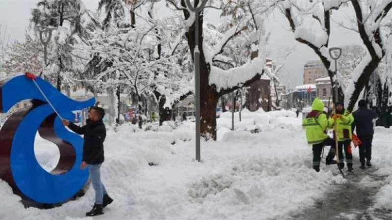 Trabzon hava durumu! Meteoroloji'den Trabzon'a kar ve yağmur uyarısı