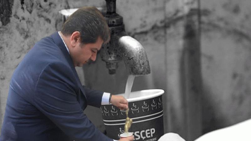 Çorba Çeşmesi'nden para aktı! Milyonlar AK Partili isme gitti