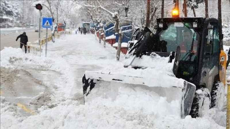 Erzurum hava durumu! Erzurum'a kar uyarısı geldi (18 Ocak)