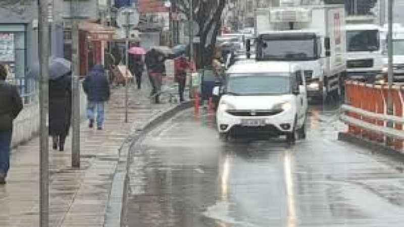 Samsun hava durumu! Samsun'a kar ve yağmur uyarısı (18 Ocak)