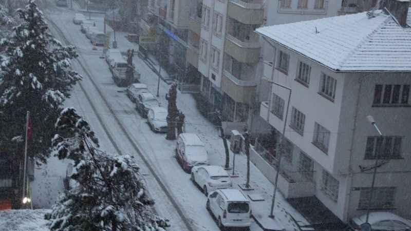 Diyarbakır hava durumu! Diyarbakır'a yağmur ve kar uyarısı yapıldı