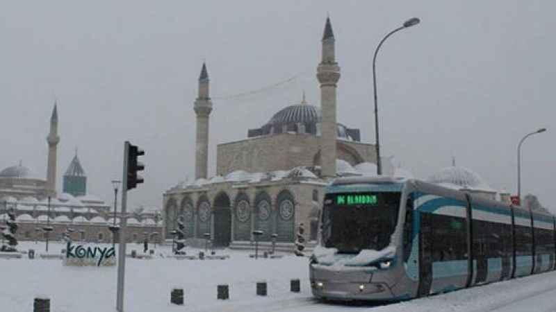 Konya hava durumu! Konya'da bugün hava nasıl olacak? (19 Ocak)