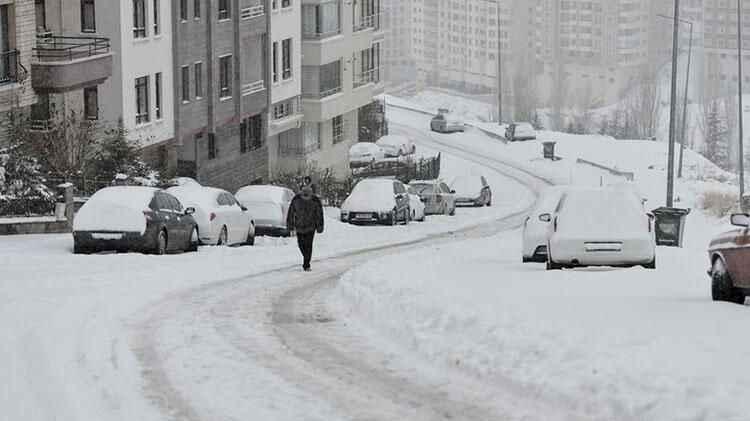 Ankara hava durumu! Ankara'da bugün hava nasıl olacak? (20 Ocak)