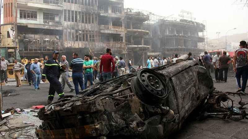 Biden yemin etti IŞİD yeniden hortladı! Irak saldırısını üstlendiler