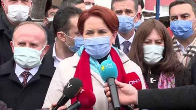 """Meral Akşener'den, Soylu'ya: """"Bizim kulübe hoş geldi"""""""