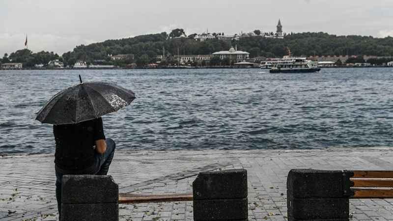 İstanbul hava durumu! İstanbul'da sağanak etkili olacak (22 Ocak)