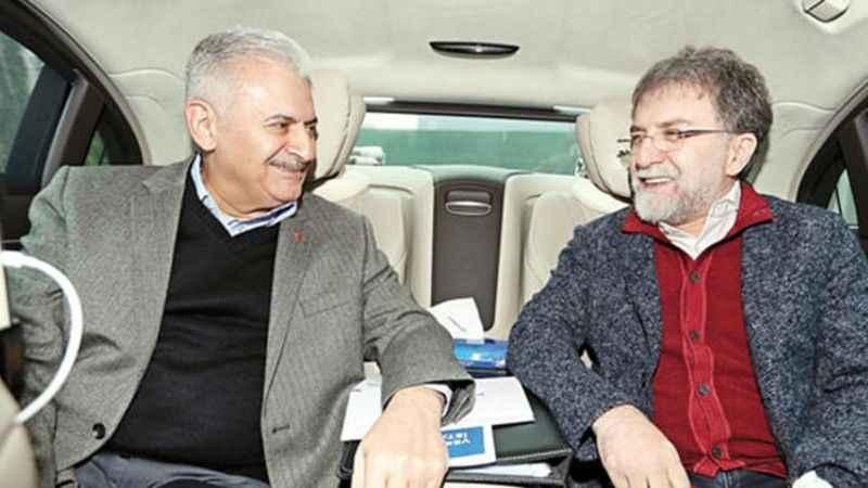Ahmet Hakan'dan, Binali Yıldırım'a eleştiri!