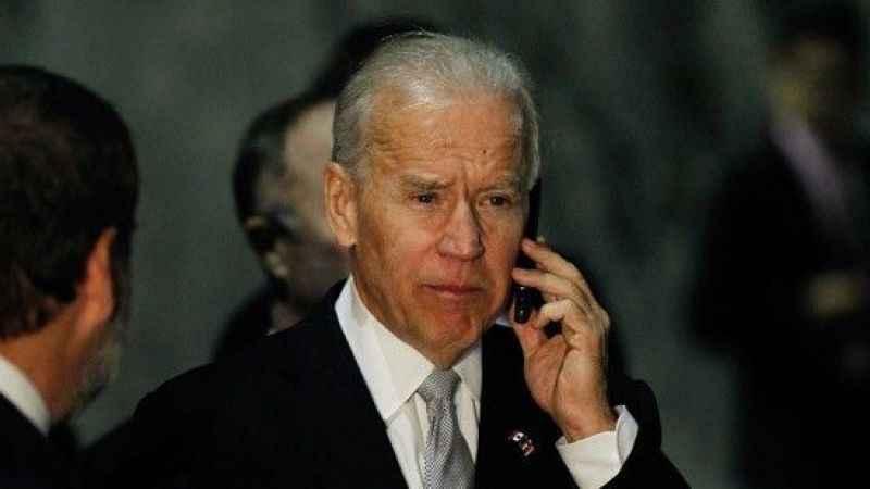 Biden ilk telefon görüşmesini o ülke başkanı ile yaptı!