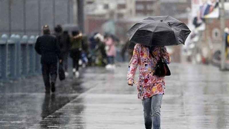 Meteoroloji Genel Müdürlüğü'nden 'sarı' uyarı! İşte, hava durumu...