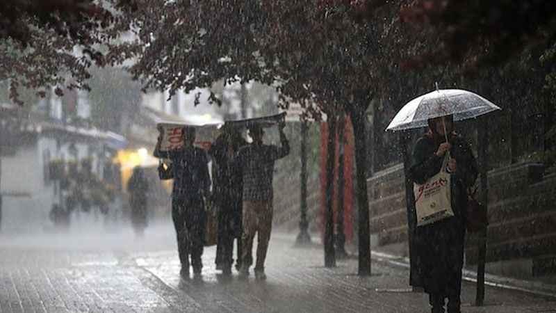 Ankara hava durumu! Ankara'ya yağmur uyarısı geldi (25 Ocak)