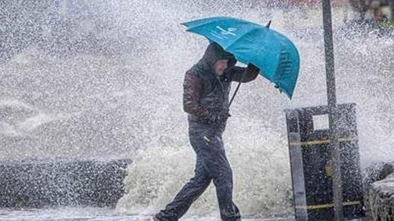 Antalya hava durumu! Antalya'da kuvvetli yağış bekleniyor (25 Ocak)