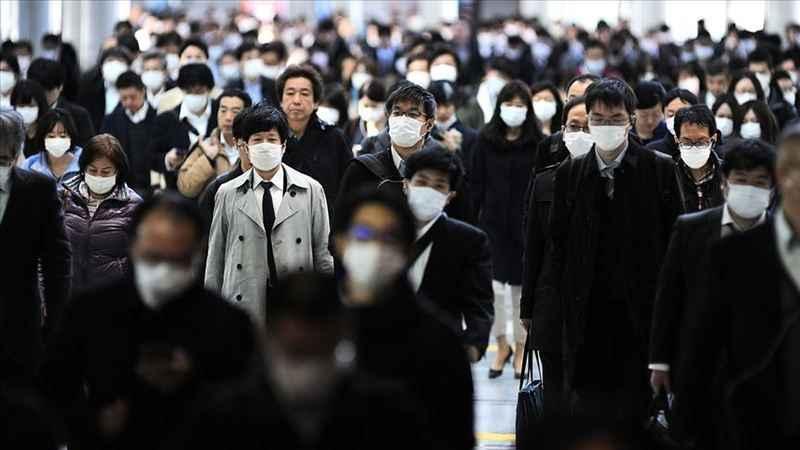 Japonya'da Kovid skandalı! 15 bin hasta sıra bekliyor!