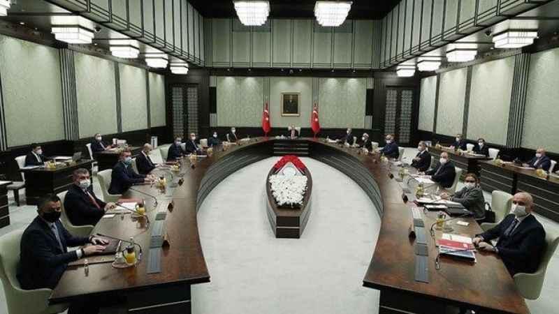 Son dakika.. Cumhurbaşkanlığı Kabinesi toplandı: Normalleşme kararları