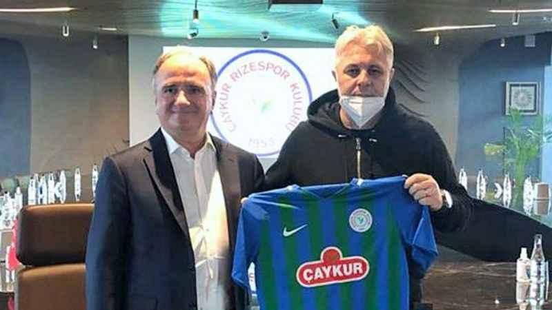 Çaykur Rizespor'da imza show!