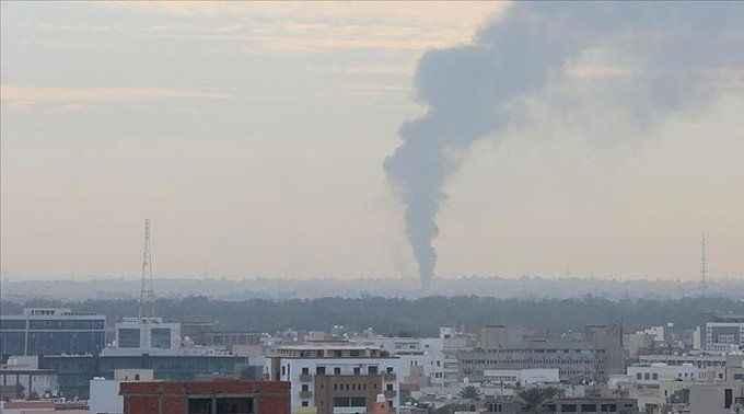 Son Dakika! Suudi Arabistan'ın başkenti Riyad'da patlama