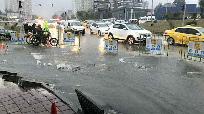 Adana hava durumu! Adana'da sağanak etkili olacak (27 Ocak)