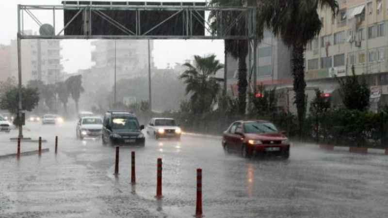 Antalya hava durumu! Antalya'da kuvvetli yağış etkili olacak (27 Ocak)