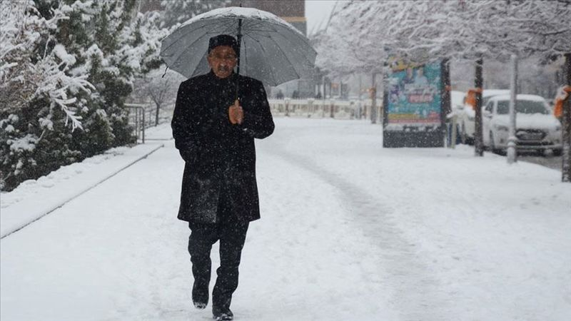 Erzurum hava durumu! Erzurum'da bugün hava nasıl olacak? (27 Ocak)