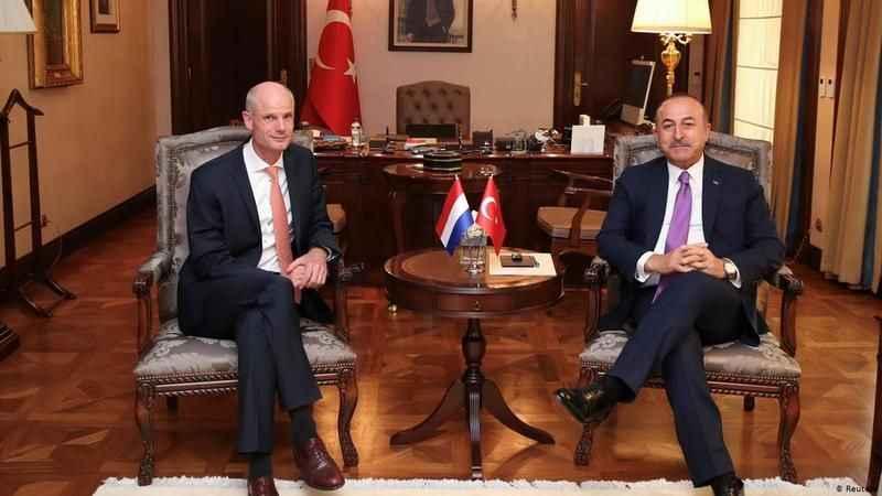 Hollanda Dışişleri Bakanı: Türkiye ile ortaklık son derece önemli!
