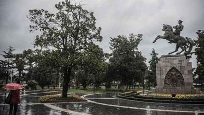 Samsun hava durumu! Samsun'da bugün hava nasıl olacak? (27 Ocak)