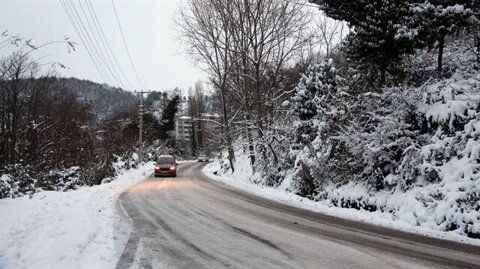 Zonguldak hava durumu! Zonguldak'ta bugün hava nasıl olacak? (27 Ocak)