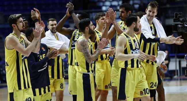 Fenerbahçe Beko deplasmanda Rus ekibi ezdi geçti!