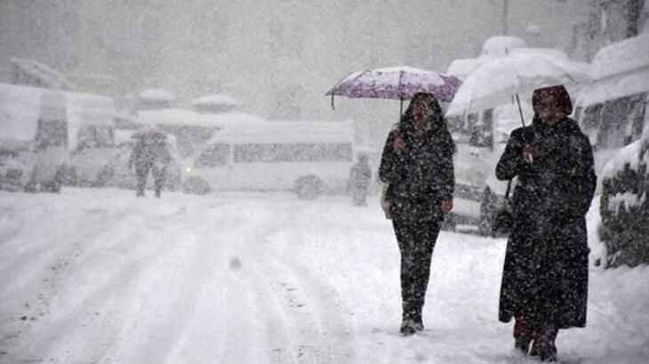 Ankara hava durumu! Ankara'ya kar uyarısı geldi (28 Ocak)