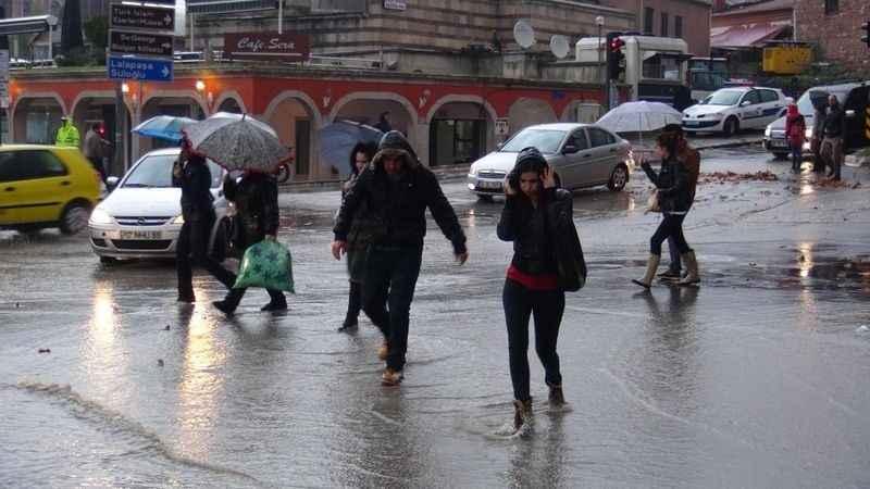 Edirne hava durumu! Edirne'de bugün kar var mı? (28 Ocak)