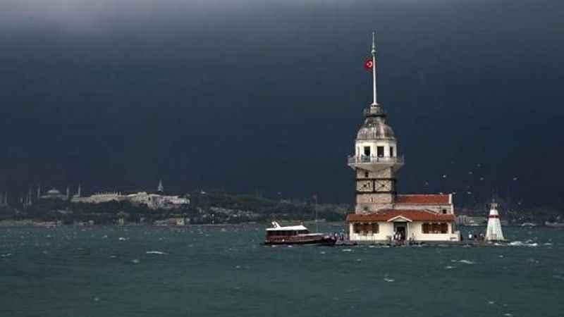 İstanbul hava durumu! İstanbul'a kar uyarısı geldi (28 Ocak)