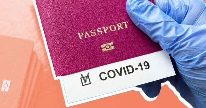 Aşı pasaportu uygulaması başlatan ilk ülke oldu!