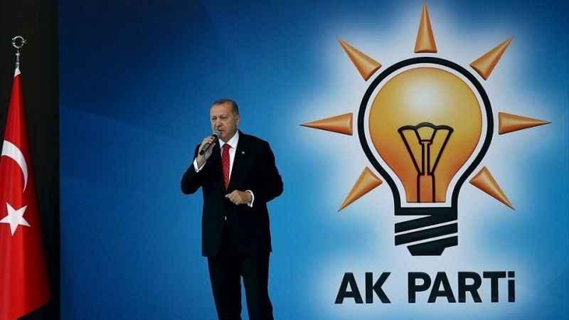 Mahir Ünal, Cumhurbaşkanı Erdoğan ve AK Parti'nin oy oranını açıkladı