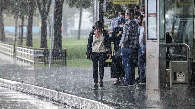 Trabzon hava durumu! Trabzon'a yağmur uyarısı (28 Ocak)
