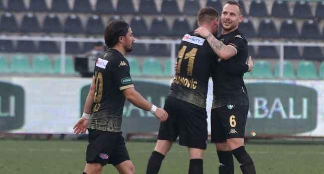 Denizlispor'dan 7 maç sonra gelen galibiyet...