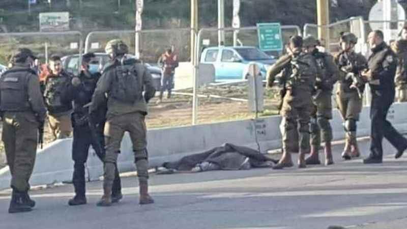 Siyonist İsrail 1 Filistinli genci şehit etti!