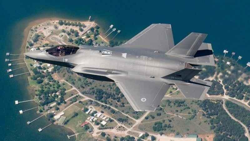 Tahran'ı F-35'ler mi alarma geçirdi? Tahrandan yalanlama!