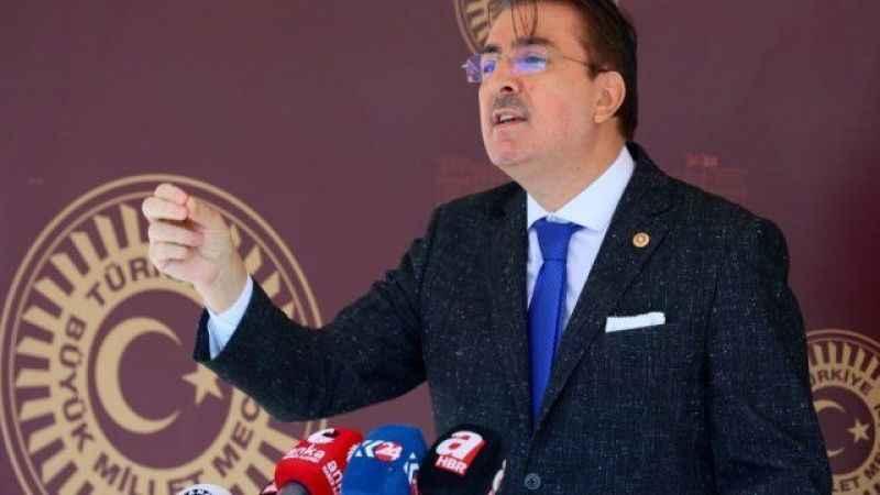 AK Partili Aydemir: CHP'nin genetik kodlarında diktatörlük vardır