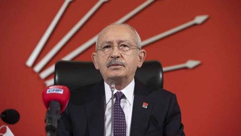 """Kemal Kılıçdaroğlu'ndan Cumhurbaşkanı Erdoğan'a """"5 paralık dava"""""""