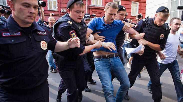 AİHM'in Navanli kararına Rusya'dan ret! Yasal bir neden yok!