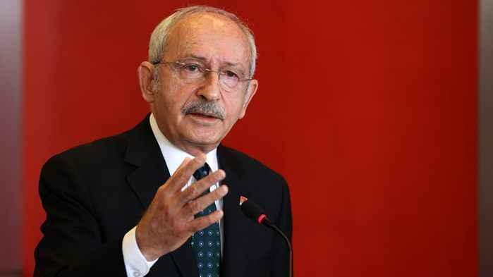 Kılıçdaroğlu: 5 soruya cevap istedim, hakaretler arka arkaya geliyor