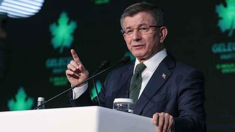 Ahmet Davutoğlu: Kaybettiği oyları toplamak için Gara'yı malzeme yaptı