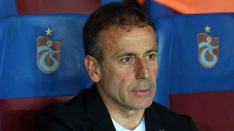Trabzonspor'da Abdullah Avcı şoku!