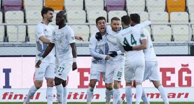 Malatya'da Konyaspor'dan müthiş geri dönüş!