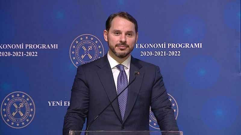 CHP'den AK Parti'ye Berat Albayrak sorusu: 128 milyar dolar nerede?