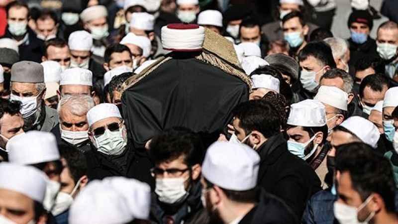 Muhammed Emin Saraç Hoca Efendi Hakk'a uğurlanıyor