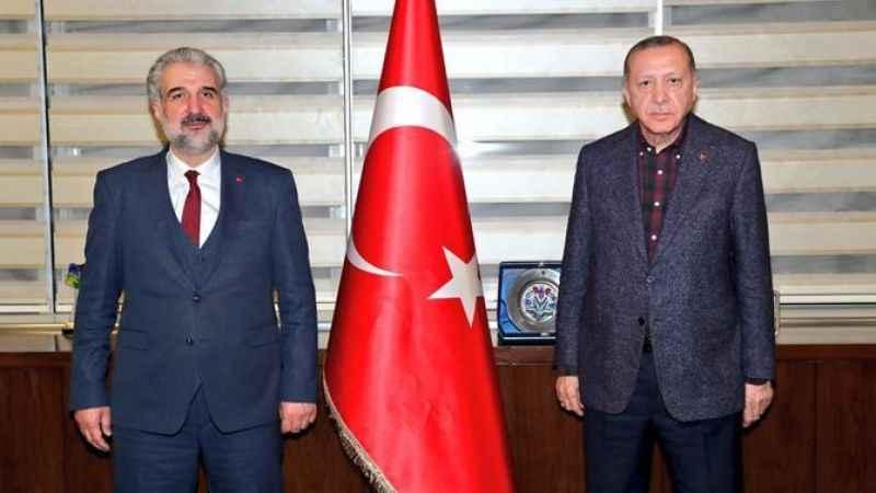 Son dakika haberi: AK Parti'de Osman Nuri Kabaktepe ismi ilan edildi