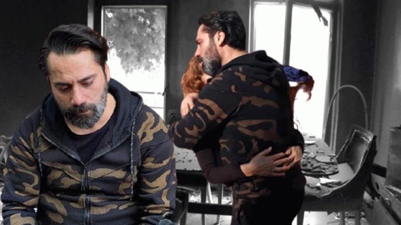 Evi yanan Çılgın Sedat: Saadet Partililer yardımıma koştu, cebime para koydular