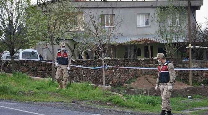 Vali açıkladı: 68 yerleşim yeri karantinaya alındı