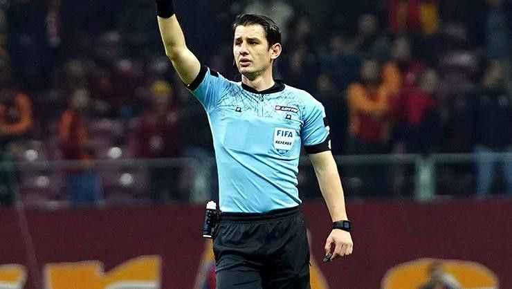 UEFA Halil Umut Mele'yi görevlendirdi