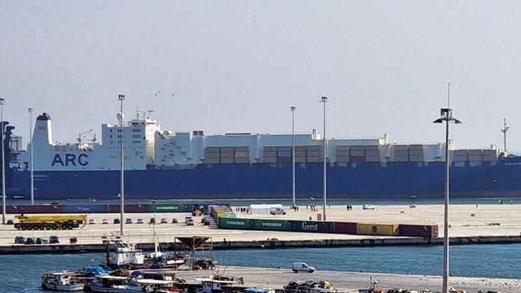 Türkiye sınırında Yunan-ABD tatbikatı! ABD gemisi Dedeağaç'a vardı!